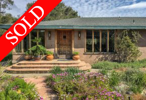 5078 Santa Rosa Creek, Cambria, CA 93428 *SOLD*