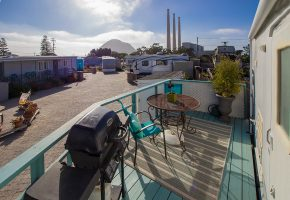 "Tiny ""house"" w/ ocean view near Morro Bay embarcadero $49,000!!"